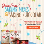 #CATBHoliday Enjoy Life Foods Baking Mixes Giveaway
