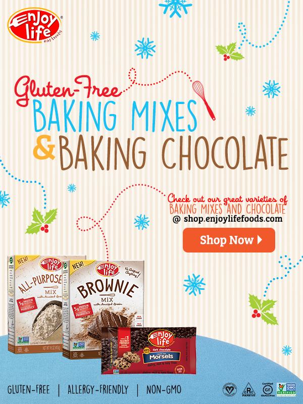 Enjoy Life Foods Baking Mixes
