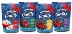 Gratify Gluten Free Pretzels