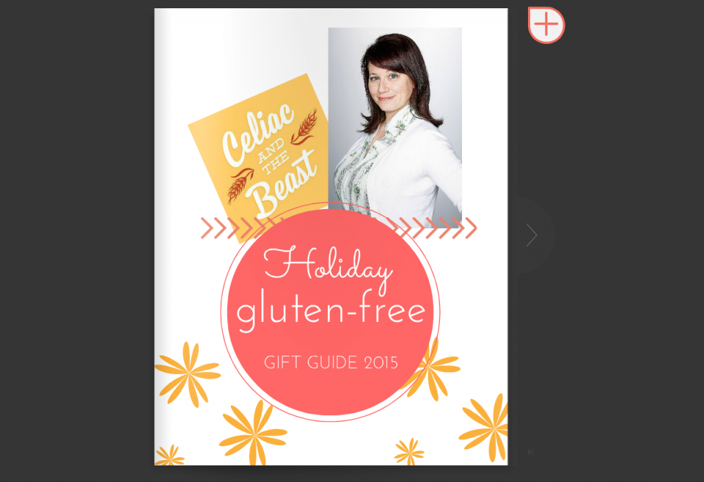 Celiac and the Beast Gluten Free Holiday Guide