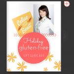 Gluten Free Holiday Gift Guide from Celiac and the Beast