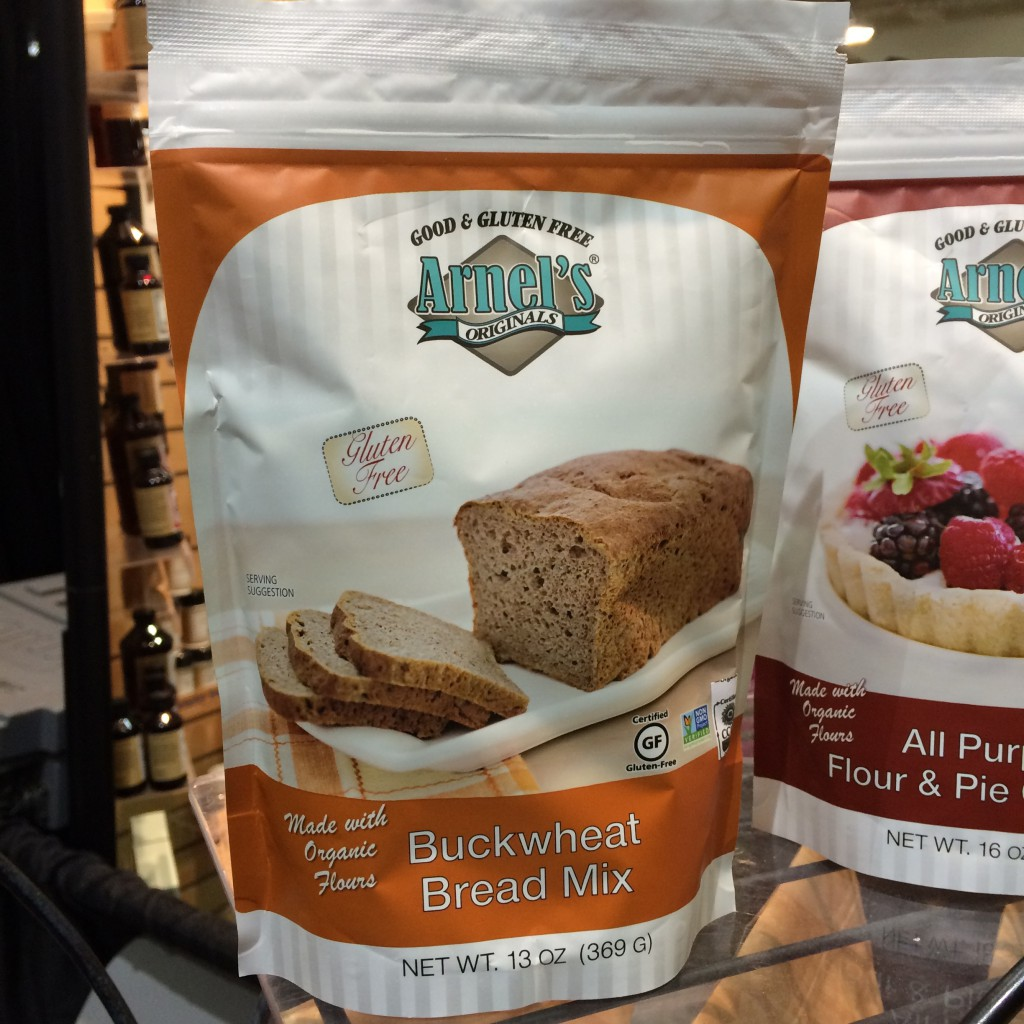 WFFS Arnel's Buckwheat Bread Mix