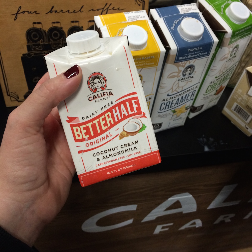 WFFS Califia Farms Better Half