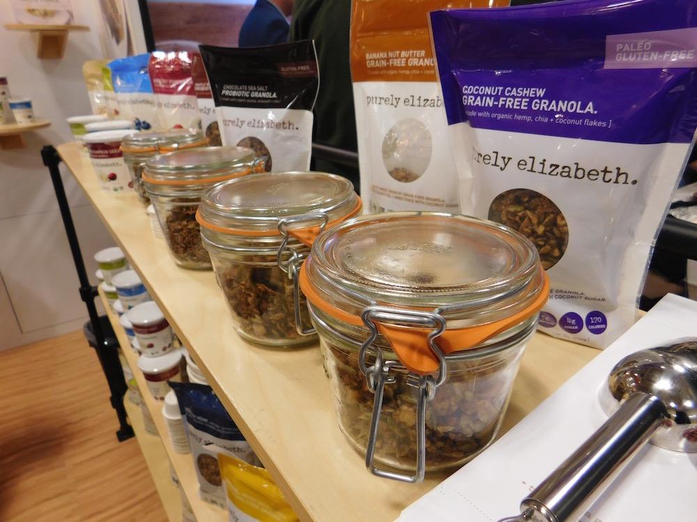 WFFS Purely Elizabeth Grain Free Granola