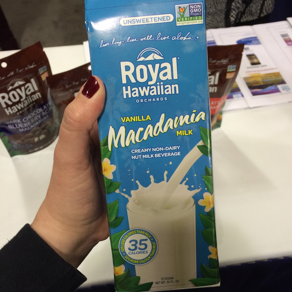 WFFS Royal Hawaiian Macadamia Milk