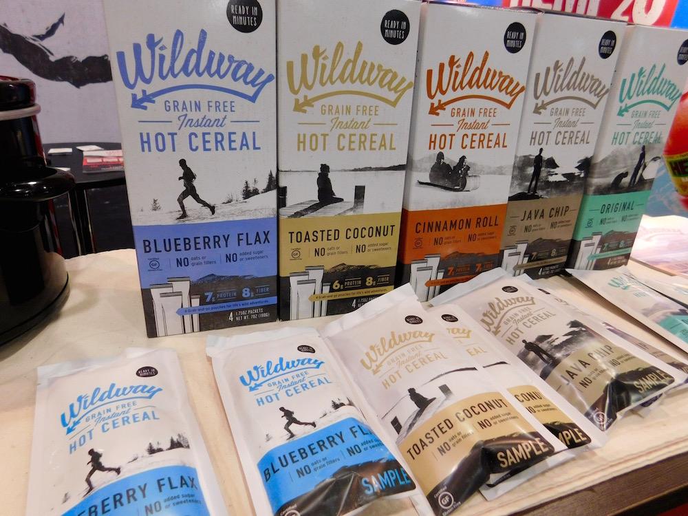 WFFS Wildway Grain Free Granola