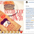 Celiac and the Beast Instagram