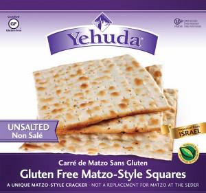 Gluten Free Passover Yeuda Gluten Free 300g