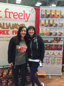 Austin Gluten Free Food Allergy Fest with Enjoy Life Foods