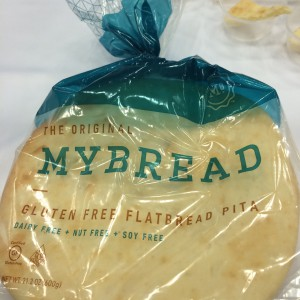 MyBread at Austin Gluten Free Food Allergy Fest