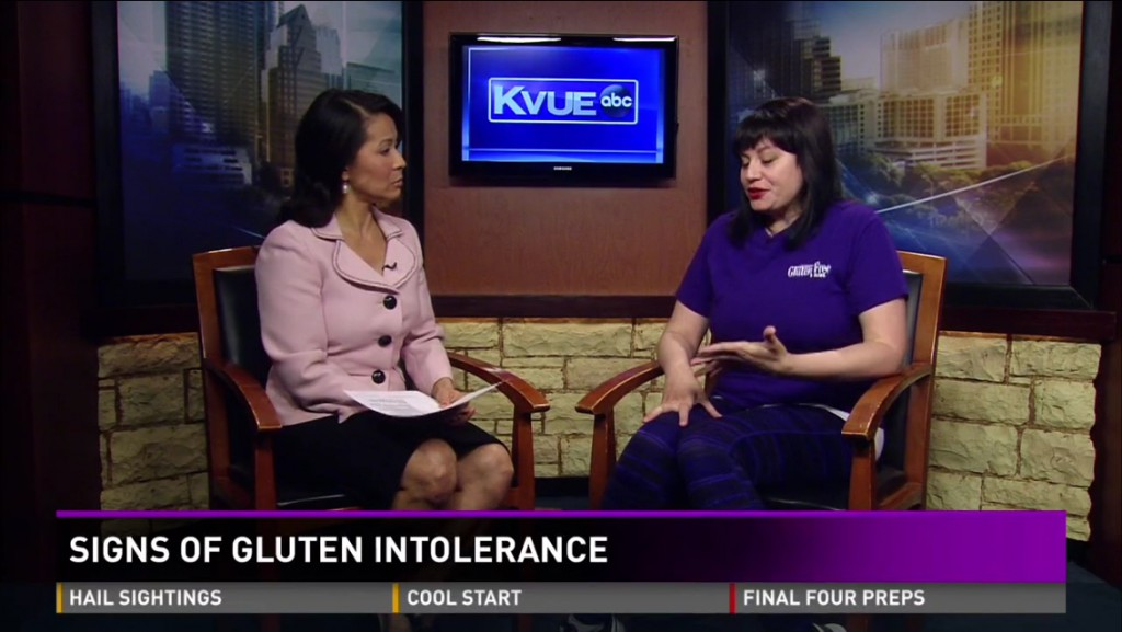 What Is Gluten Interview with KVUE in Austin