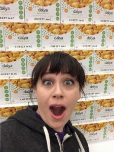 Daiya at Gluten Free Food Allergy Fest