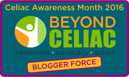 Invisible Illness Campaign with Beyond Celiac
