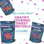 #CDAM16 Weekly Sponsor Gratify Gluten Free Sweet Pretzels