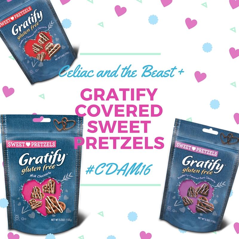Gratify Sweet Pretzels