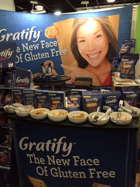 Gratify Gluten Free at Natural Products Expo West