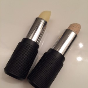 Rallye Balm and Exfoliate Red Apple Lipstick