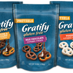 #CDAM16 Weekly Sponsor Gratify Gluten Free Covered Pretzels