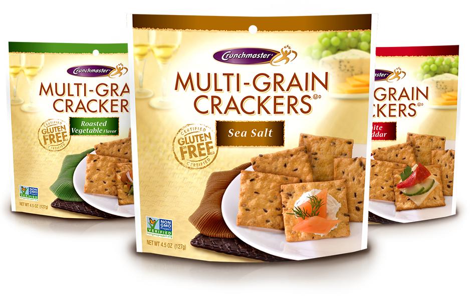 Crunchmaster Gluten-Free Crackers #CDAM16