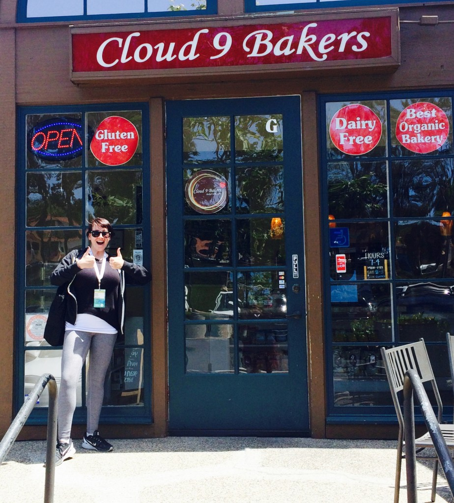 Gluten-Free Bakery Tour with My Gluten-Free Kitchen at Cloud 9 Bakers