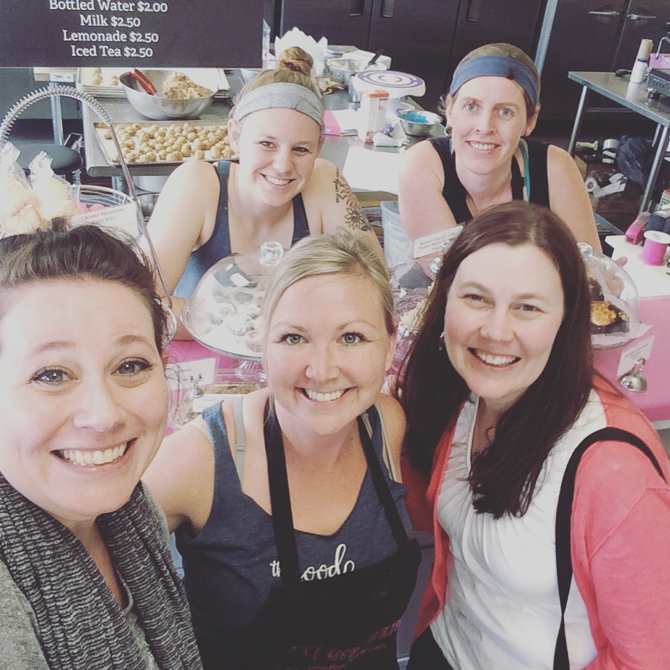 Gluten-Free Bakery Tour with My Gluten-Free Kitchen at The Good Cookies