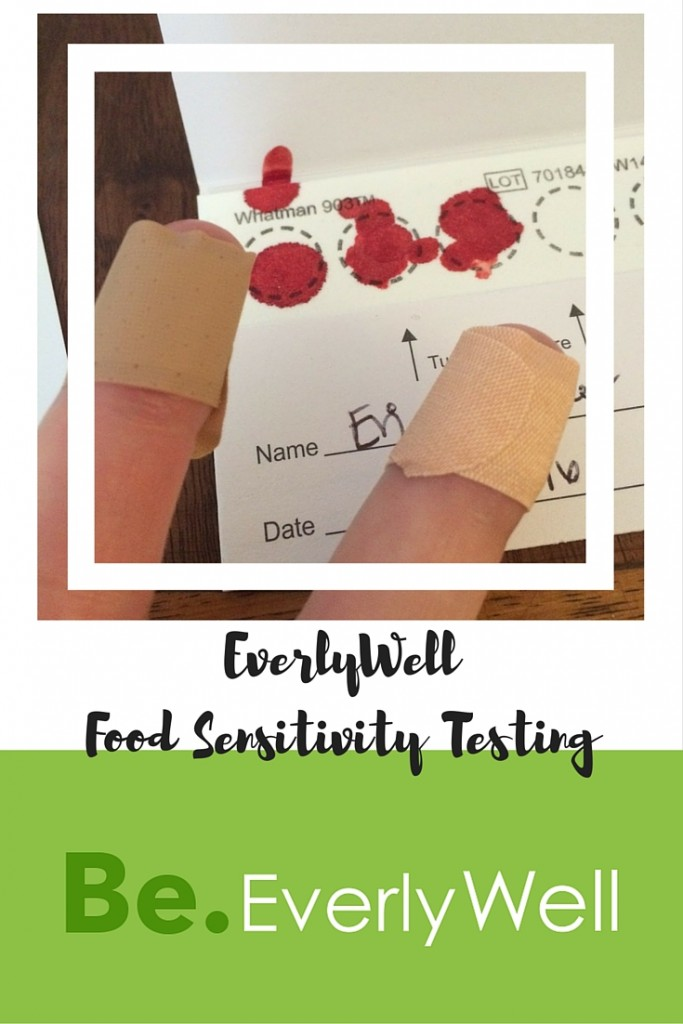 EverlyWell Food Sensitivity Testing