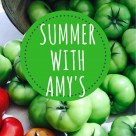 Summer Cook-a-Thon with Amy's Kitchen + Farmers Market Pasta Salad