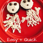 Glutino Quick and Easy Halloween Ghost Cookies