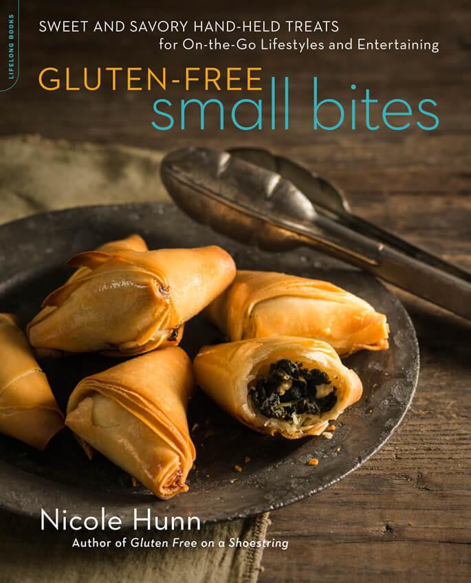 Small Bites Gluten Free on a Shoestring Nicole Hunn