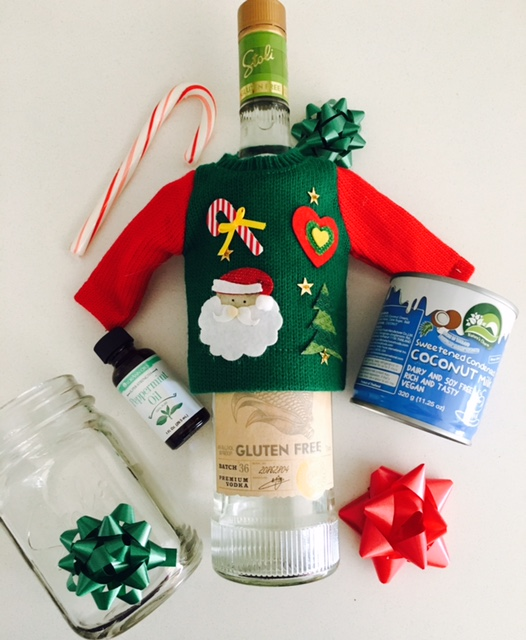 Stoli Gluten Free Holiday Cocktail