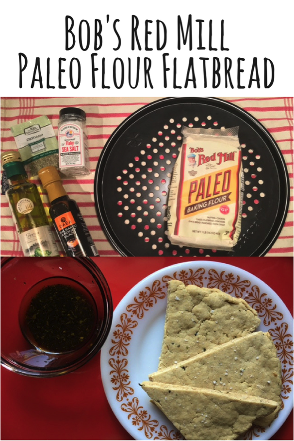 Bob's Red Mill Paleo Flour Flatbread