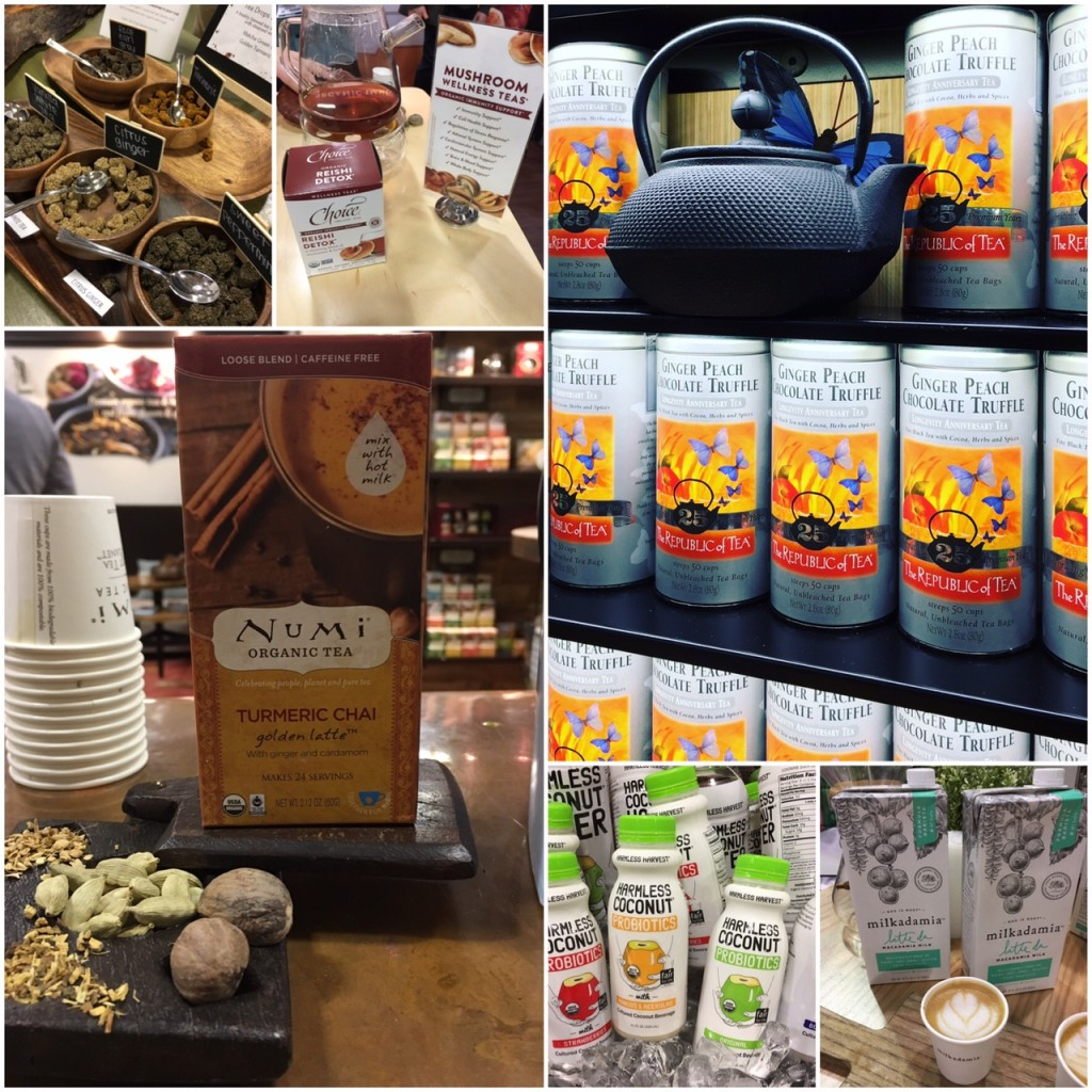 Best of the Gluten Free TEA COFFEE and BEVERAGES at Winter Fancy Foods 2017