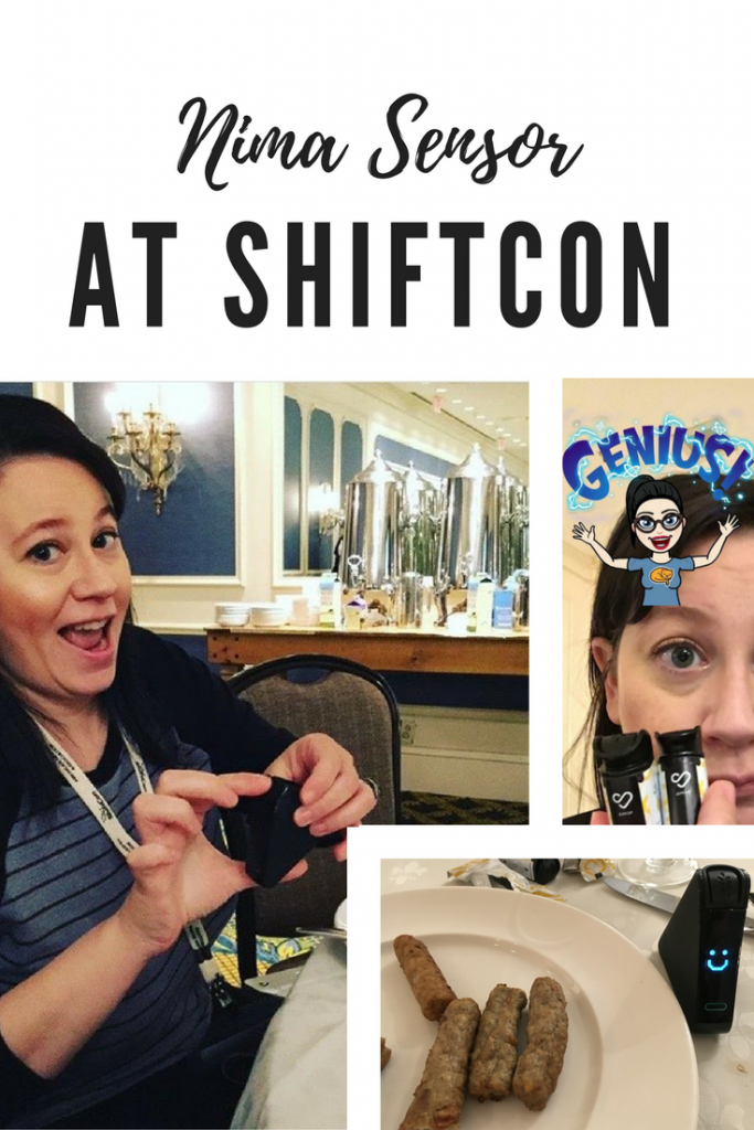 Nima Sensor at ShiftCon