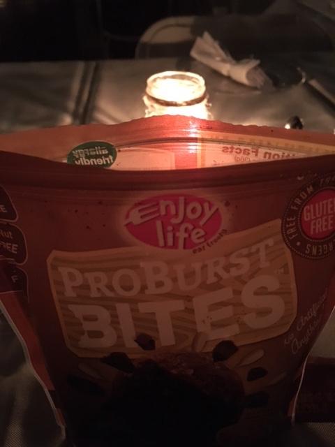 Enjoy Life Foods ProBurst Bites