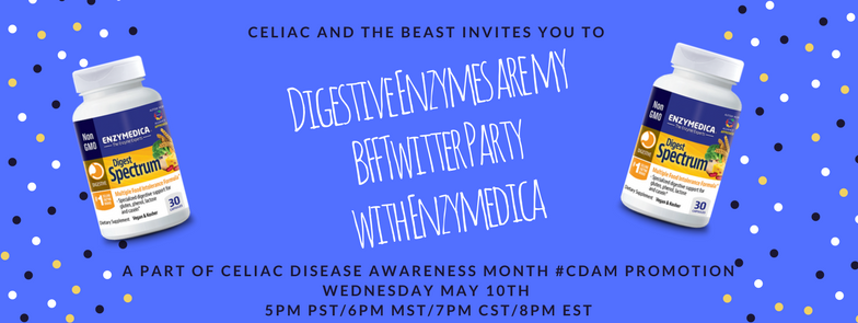 Enzymedica Twitter Party