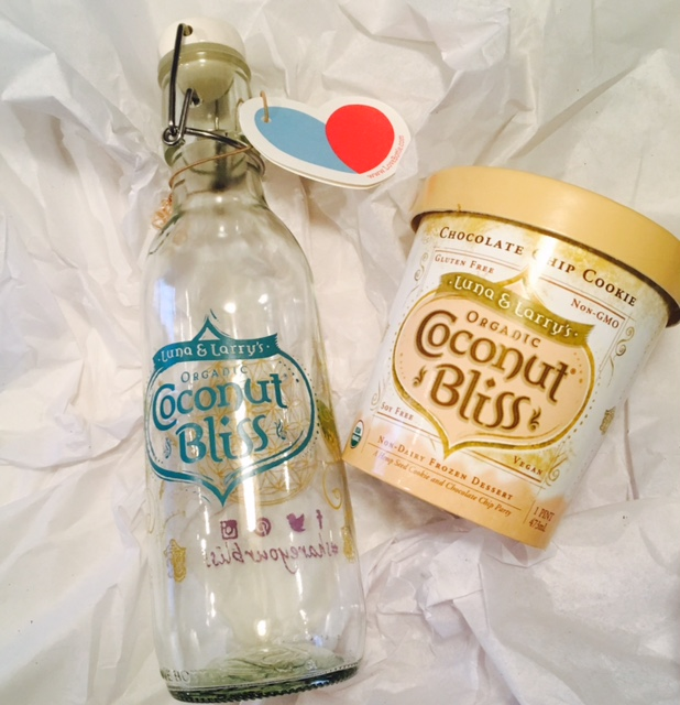 Luna & Larry's Coconut Bliss Giveaway with Celiac and the Beast