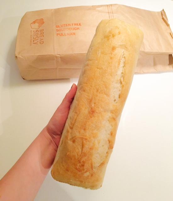 Bread SRSLY Pullman Loaf
