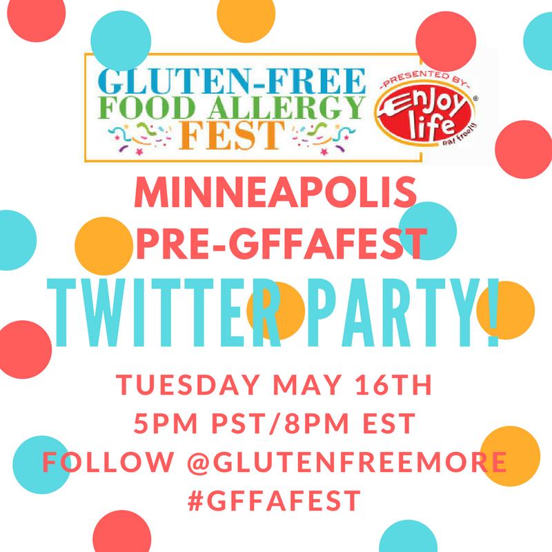 Minneapolis GFFAFest TwitterParty