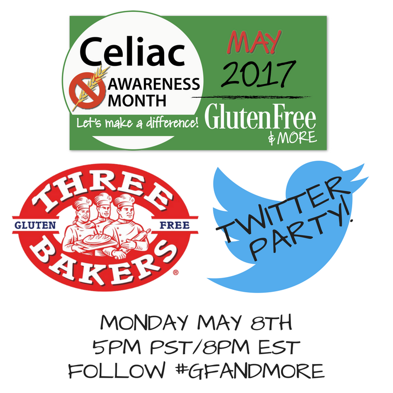 Three Bakers Twitter Party