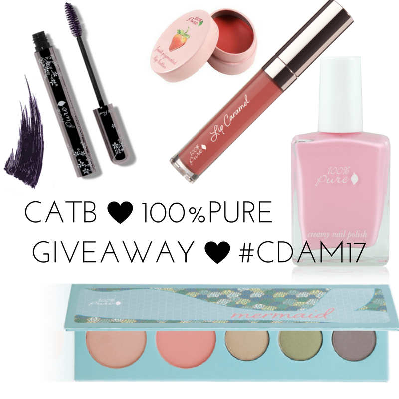 100% Pure Giveaway with Celiac and the Beast