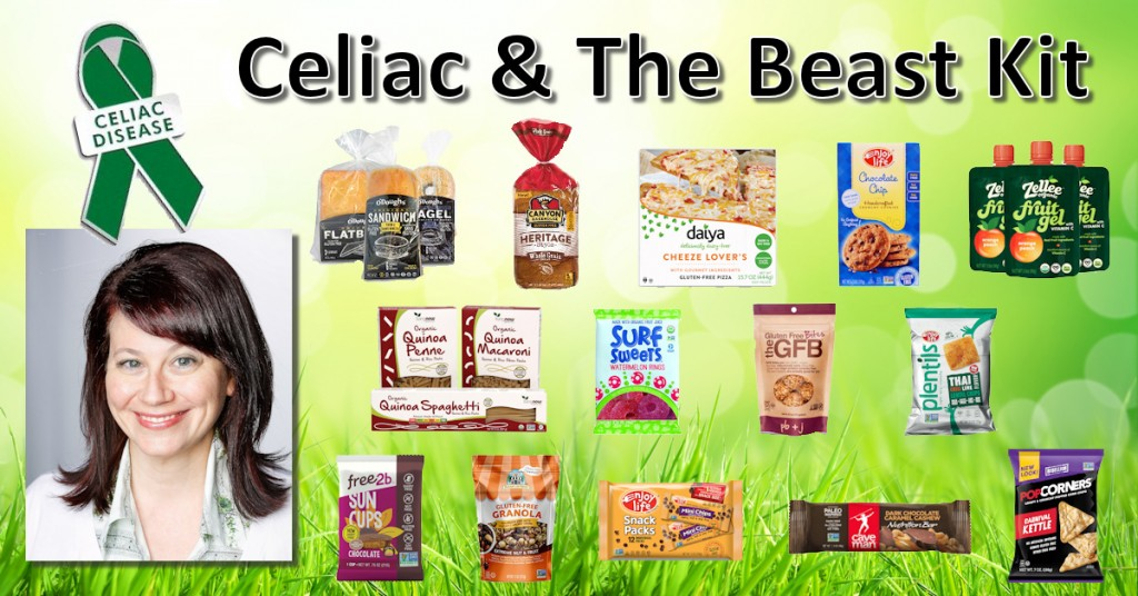 Celiac and the Beast Kit