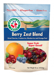 Graceland Fruit Berry Zest