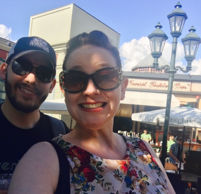 Raglan Road Disney Springs with Gluten Away and Celiac and the Beast