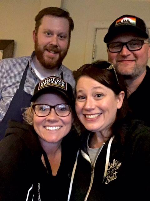Paxton and Chef Neil: Ground Breaker Brewing 100% Gluten-Free Restaurant in Portland, OR #GFBloggerRetreat