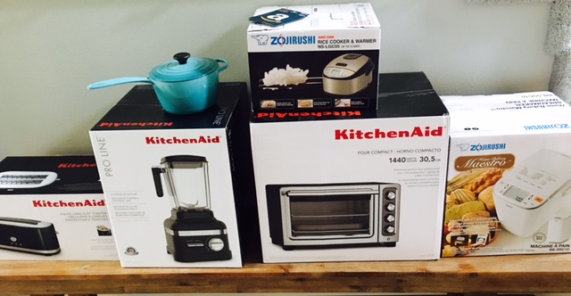 KitchenAid at #GFBloggerRetreat