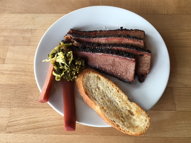 BEEF Ground Breaker Brewing 100% Gluten-Free Restaurant in Portland, OR #GFBloggerRetreat