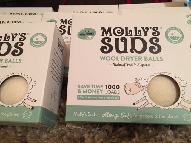 Molly's Suds at #GFBloggerRetreat