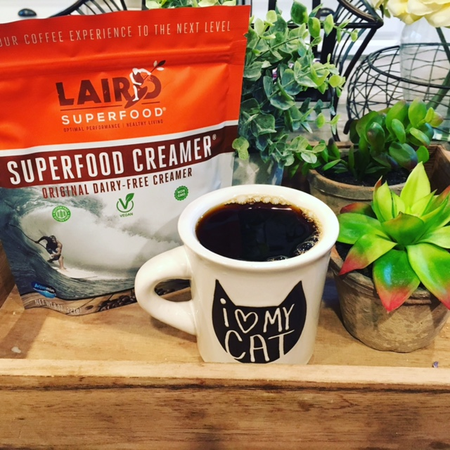 Laird Superfood at #GFBloggerRetreat