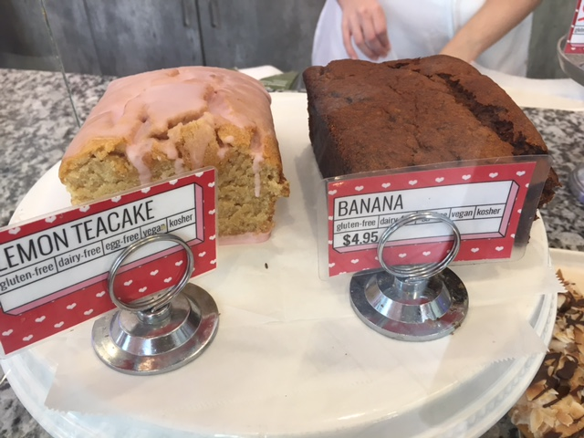 Lemon Teacakes at Erin McKenna's Bakery