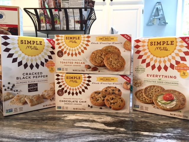 Simple Mills Cookies #GFBloggerRetreat